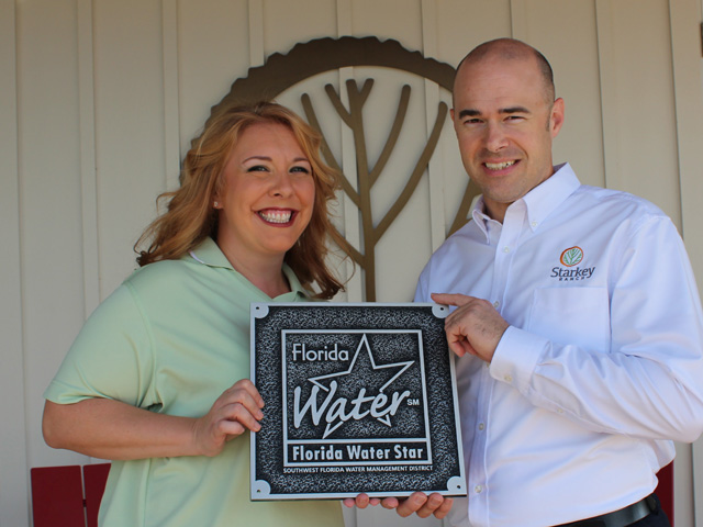 Starkey Ranch earns Water Star Certification