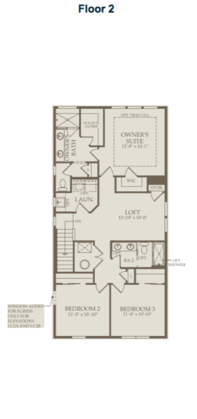 Clearview Pulte Homes Starkey Ranch